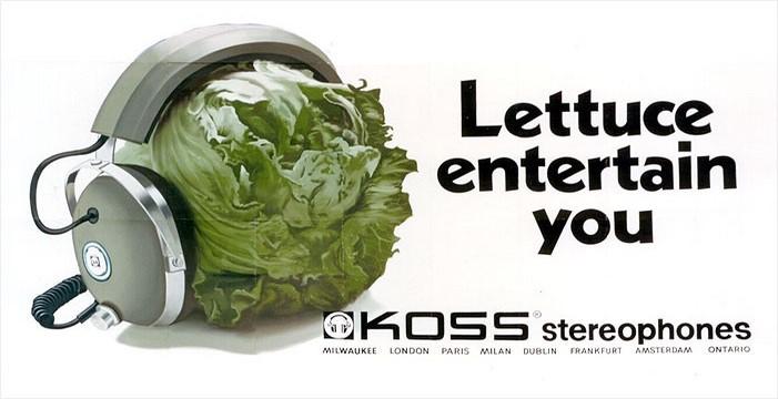 oglas 1977 lettuce
