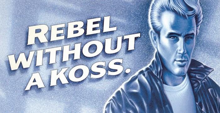 oglas 1988 rebel-without-a-koss