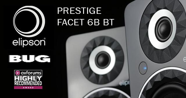 Elipson Prestige Facet 6B BT – Više snage, više luksuza (BUG)
