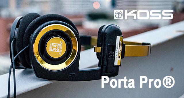 Koss Porta Pro® – najružnije najbolje slušalice?