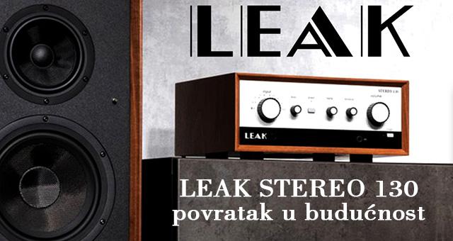 Leak Stereo 130 – povratak u budućnost