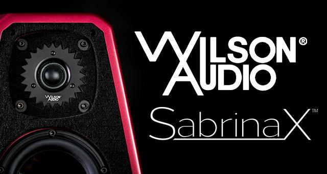 Wilson Audio Sabrina X – najmanji samostojeći zvučnik