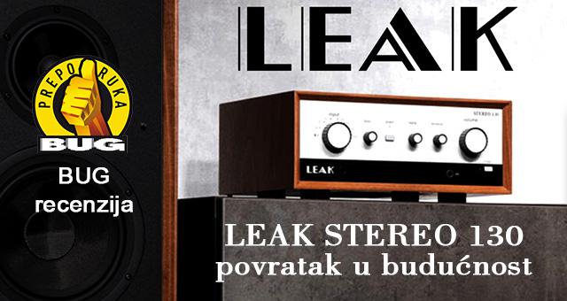 Leak Stereo 130 – Retro na pravi način