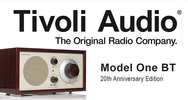 Tivoli Model One BT 20th Anniversary Edition – 20 godina jedinstvenog audio dizajna