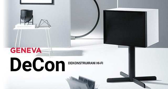 Geneva Lab DeCon –  dekonstruirani Hi-Fi