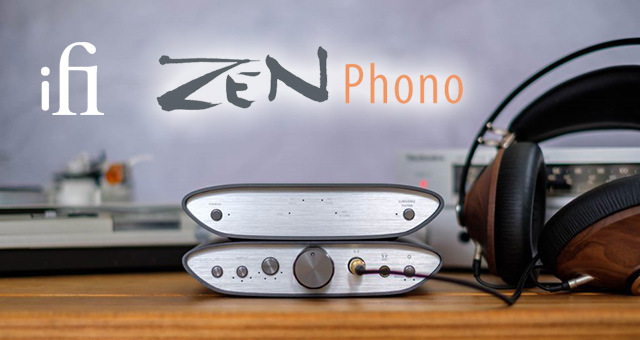 iFi Zen Phono – novi rasni konj u štali
