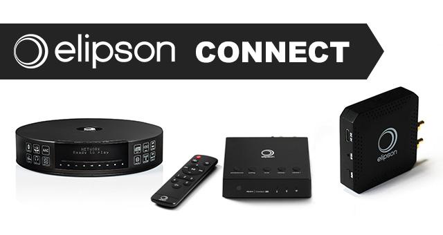 Elipson Connect serija – svaki sa svakim