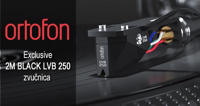 Ortofon Exclusive 2M Black LVB 250 zvučnica – 250 godina od rođenja Ludwiga van Beethovena