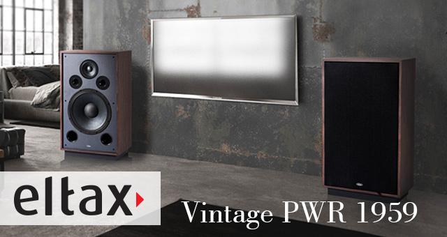 Eltax Vintage PWR 1959 – puno svega za malo novaca