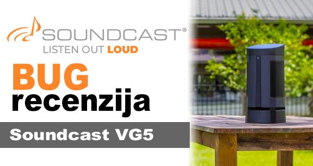 Soundcast VG5 – Za ljubitelje basa