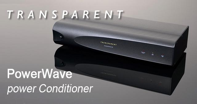 Transparent Audio PowerWave Power Conditioner – čista struja za čisti zvuk