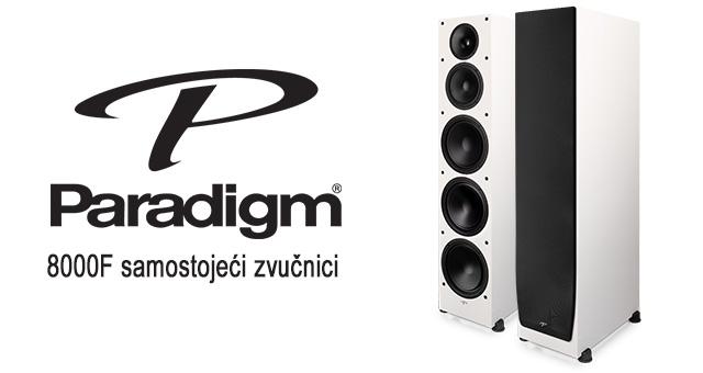 Paradigm Monitor SE 8000F – superiorni zvučnici razumne cijene