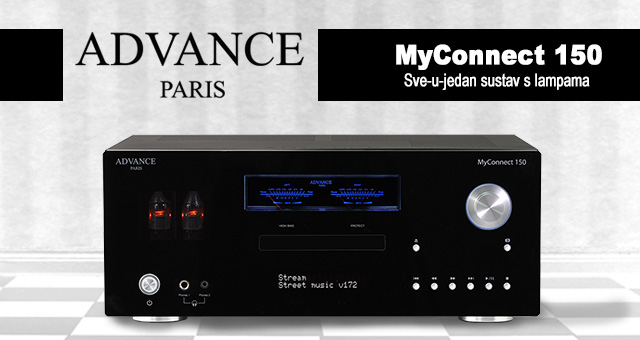 Advance Paris MyConnect 150 all-in-one sustav