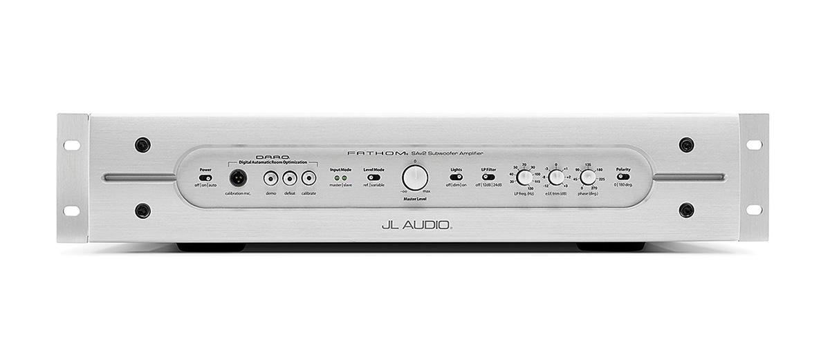 JL Audio CR1 aktivna skretnica rack