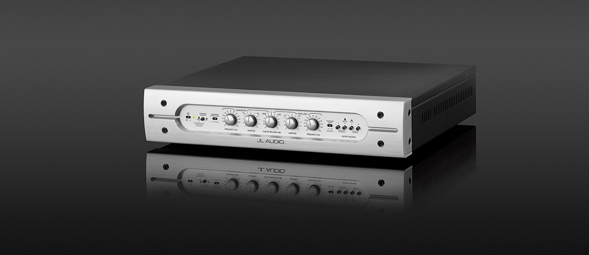 JL Audio CR1 aktivna skretnica