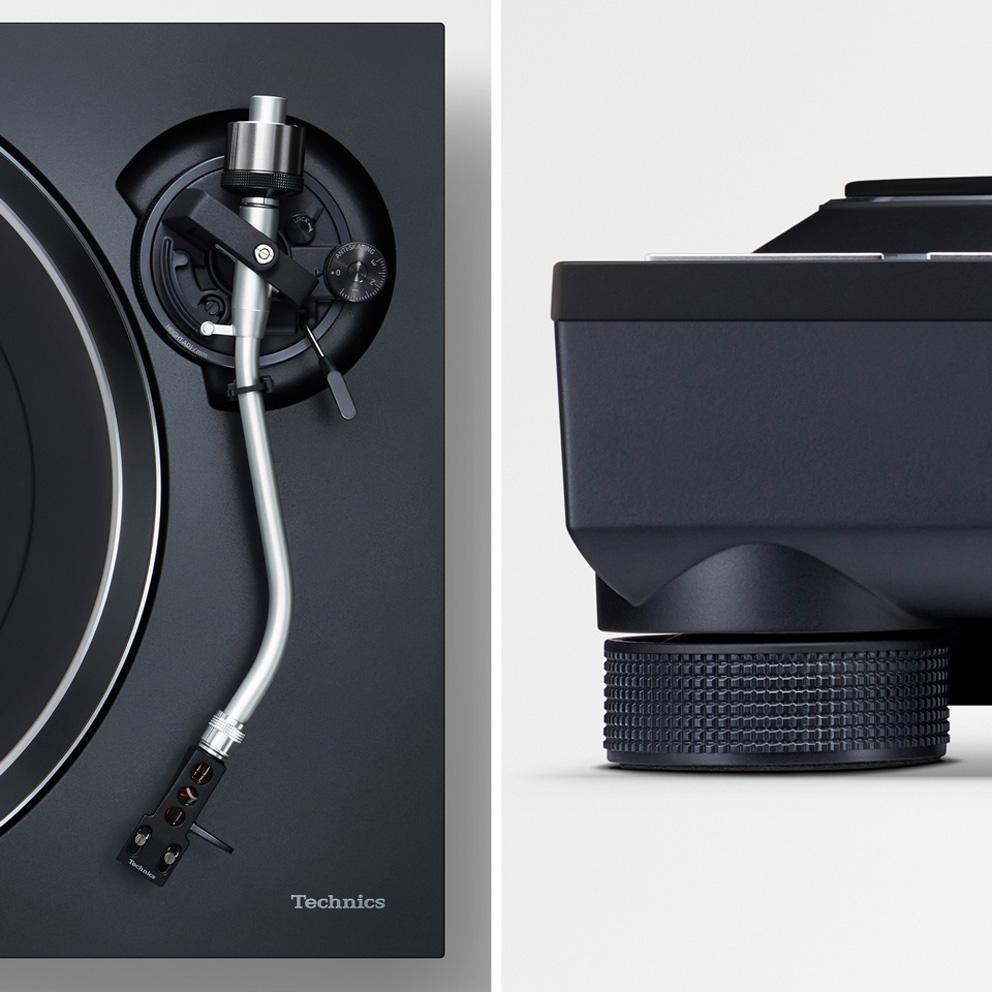 Technics SL100C Tonearrm