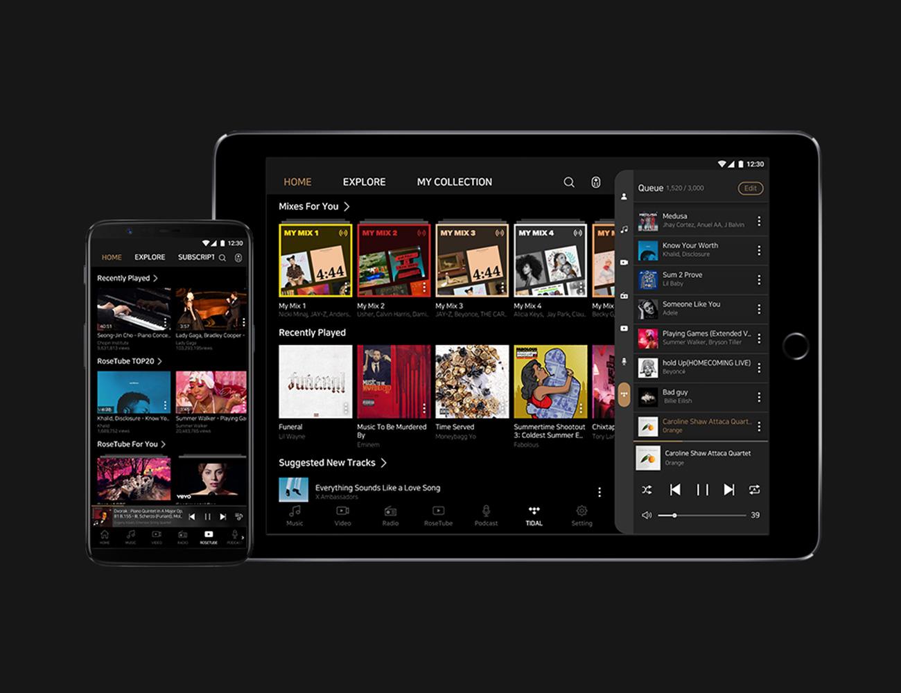 Rose 201E app