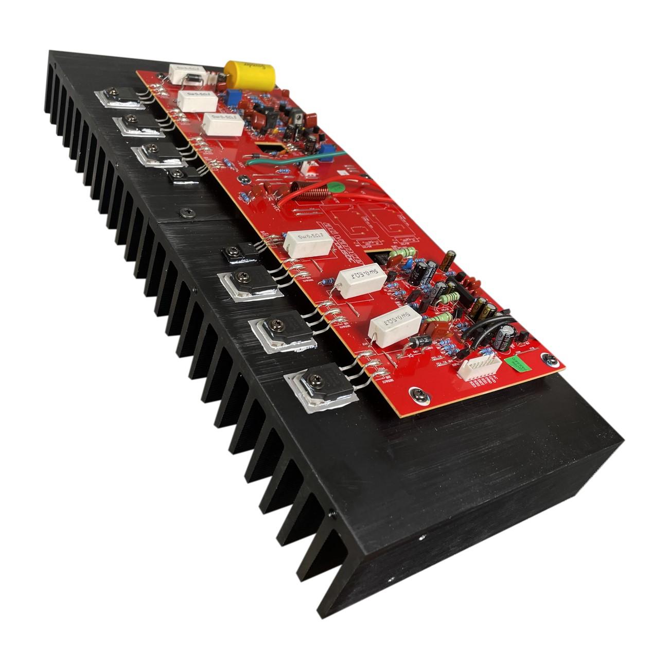XA220EVO Tranzistori hlađenje
