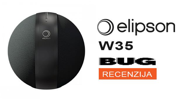 Elipson W35 – Disko kugla