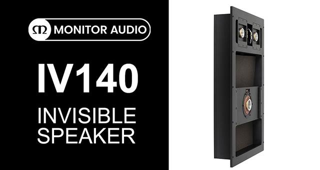 Monitor Audio IV140 – zvučnici kojih nema