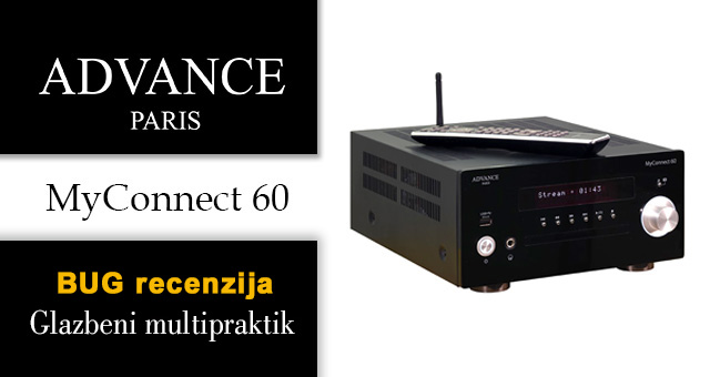 Advance Paris MyConnect 60 – Glazbeni multipraktik