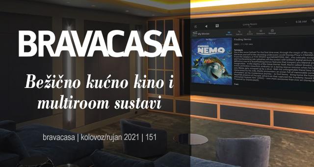Bežično kućno kino i multiroom sustavi