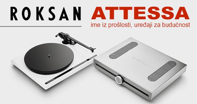 Roksan Attessa – ime iz prošlosti, uređaji za budućnost