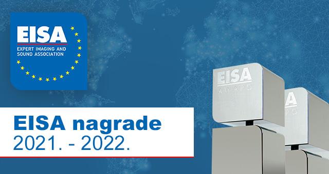 EISA nagrade za 2021. – 2022. godinu