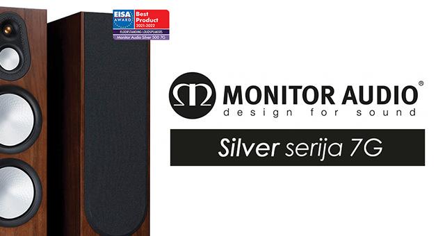 Monitor Audio Silver Series 7G – vuk u janjećoj koži
