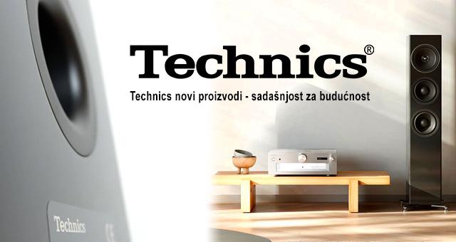 Technics novi proizvodi  – sadašnjost za budućnost