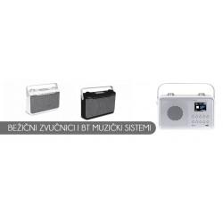 Bežični zvučnici i BT muzički sistemi