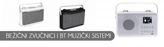 Bežični zvučnici i BT muzički sistemi (6)