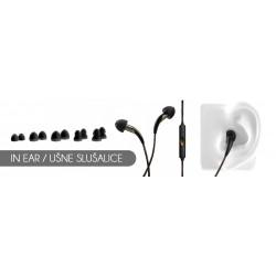 In ear / ušne slušalice