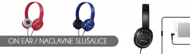 On ear / naglavne slušalice (8)