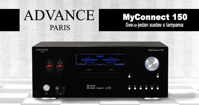 Advance Paris MyConnect 150 all-in-one sustav