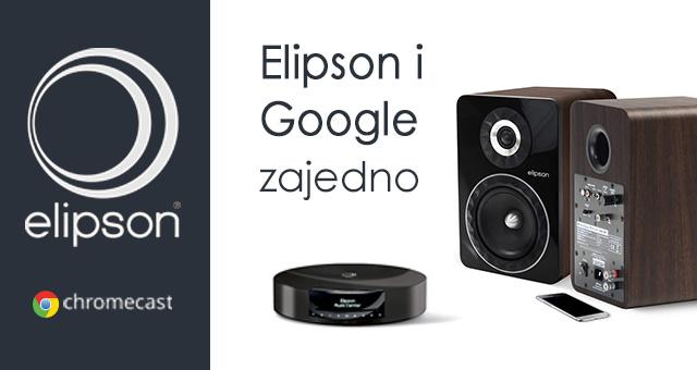 Elipson i Google – zajedno