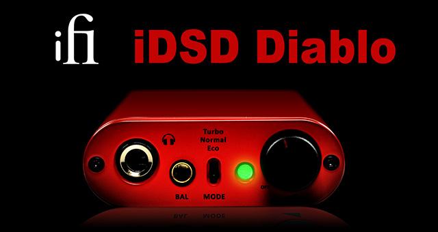 ifi audio iDSD Diablo – referentni prenosivi DAC/pojačalo za slušalice