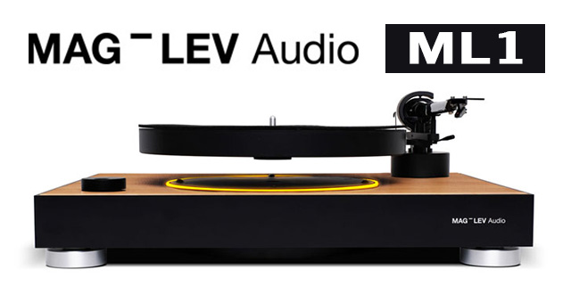 MAG-LEV Audio ML1 – prvi i jedini gramofon s lebdećim tanjurom i magnetskim pogonom