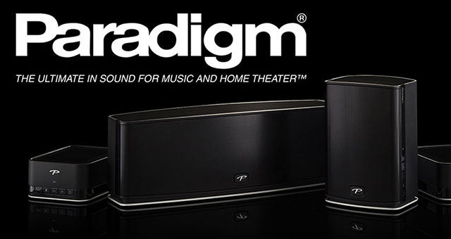 Paradigm Premium Wireless Series