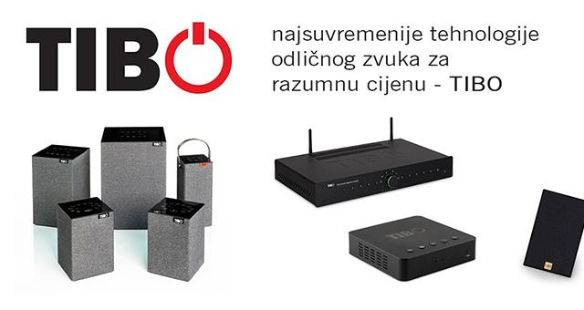 TIBO Audio – najsuvremenije tehnologije odličnog zvuka za razumnu cijenu