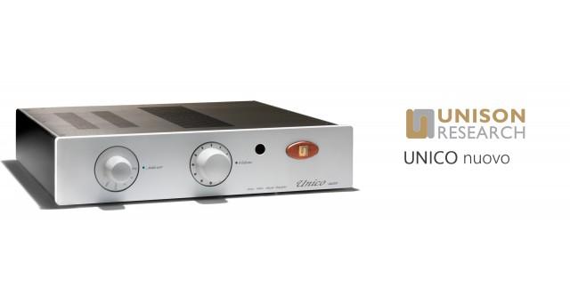 Unison Research Unico Nuovo - Hibridno integrirano pojačalo
