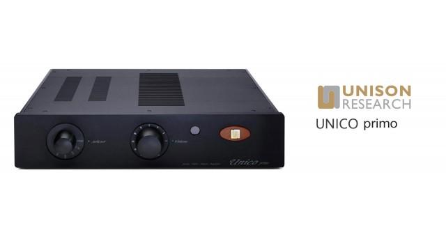 Unison Research Unico Primo - Hibridno integrirano pojačalo