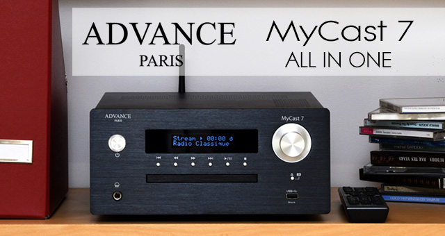 Advance Paris MyCast 7 – All-in-One
