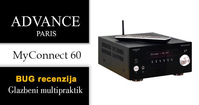 Advance Paris MyConnect 60 – Glazbeni multipraktik - BUG