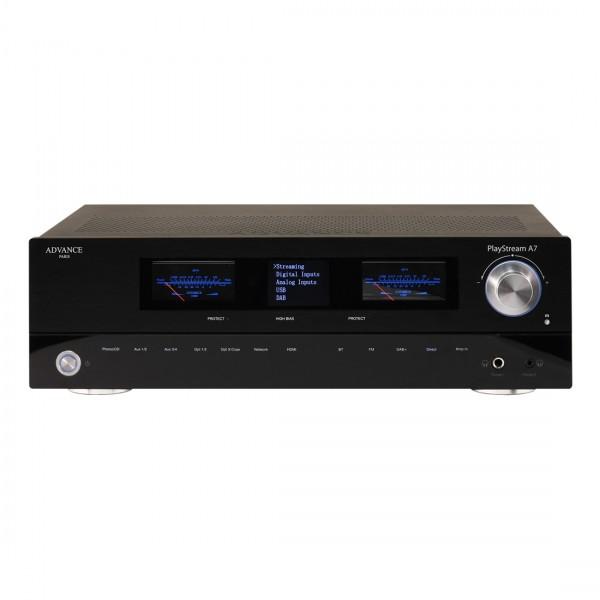 Advance Paris PlayStream A7 stereo pojačalo/streamer