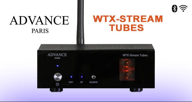 Advance Paris WTX-Stream Tubes