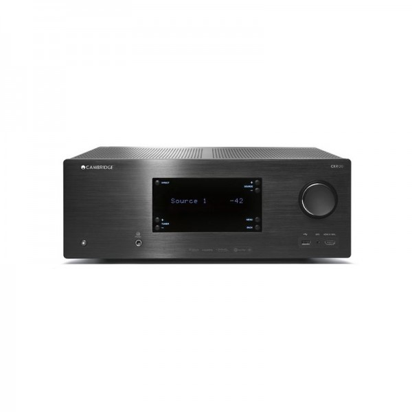 AV receiver CAMBRIDGE AUDIO CXR120 Black