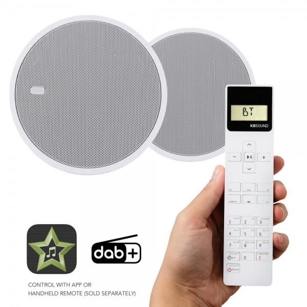 "Eissound KB Sound Star 5"" DAB - Aktivni ugradbeni sistem /FM,Bluetooth"