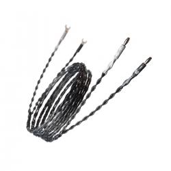 Kimber Kable Carbon Cable 8wire 2 x 2,5 m terminirani zvučnički kabel