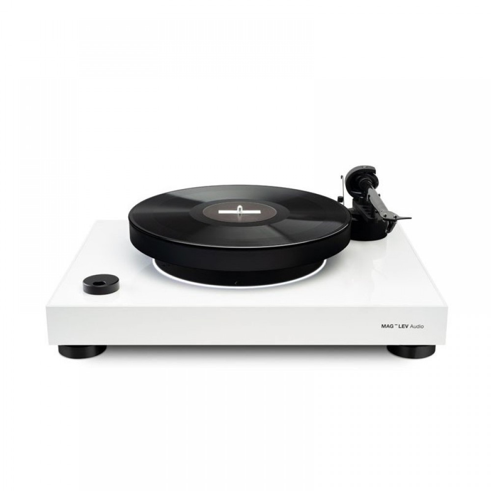 Priključite gramofon na zvučnike
